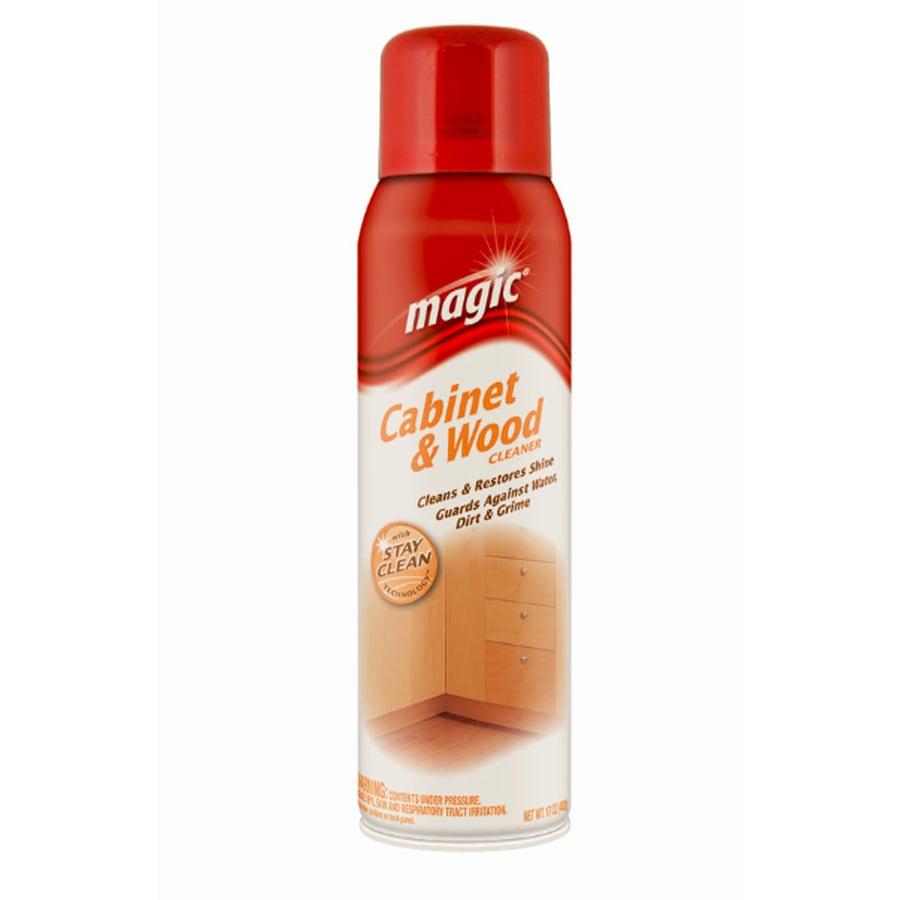 Magic 17-oz Wood Cleaner