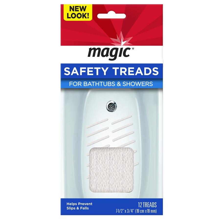 Magic White Adhesive Treads