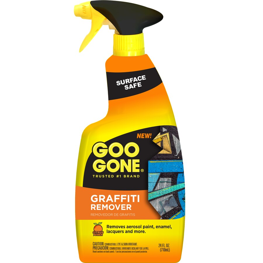 Goo Gone 24-fl oz Liquid Multi-Surface Paint Remover