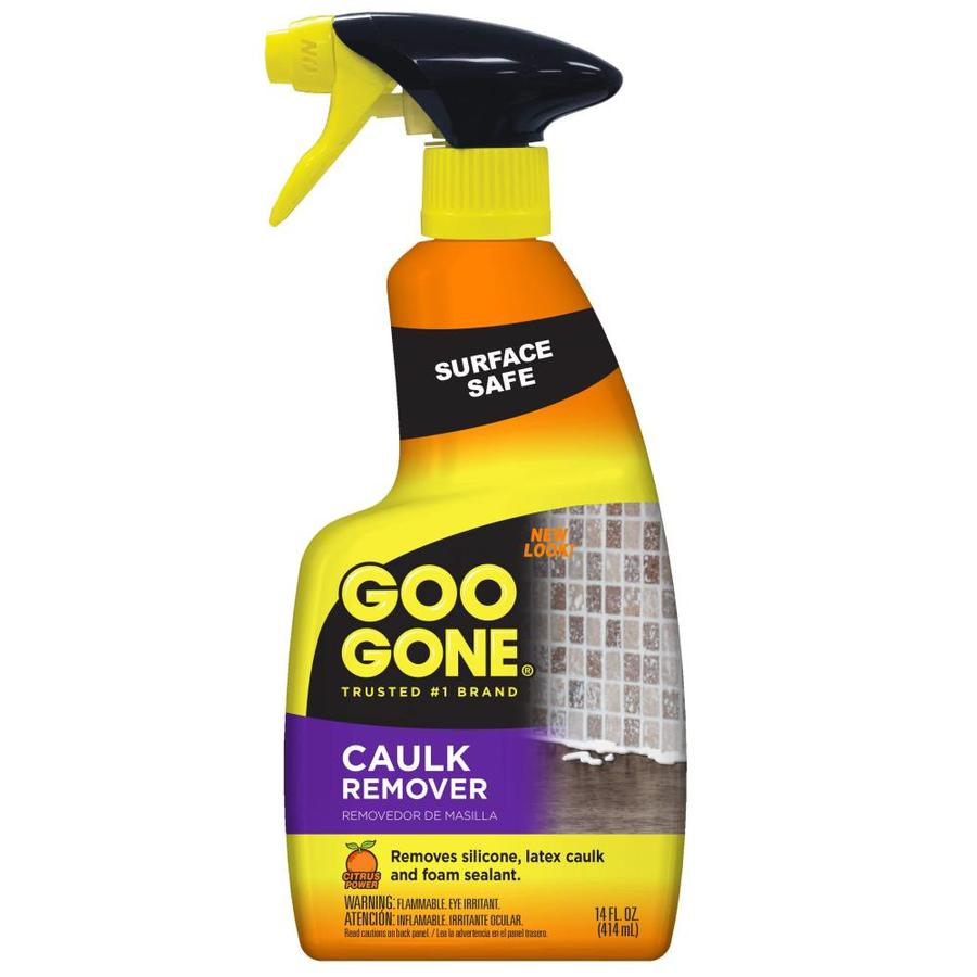 Goo Gone Caulk Remover