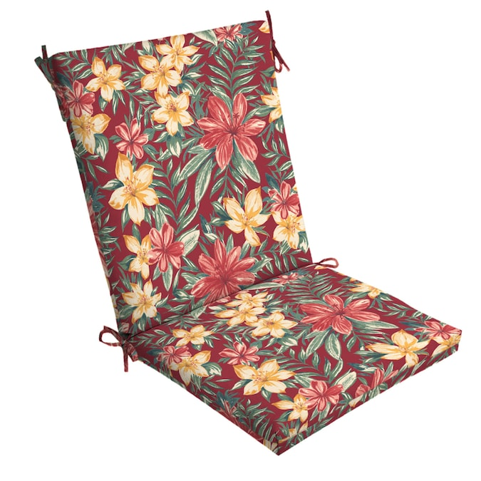 Arden Selections Ruby Clarissa Tropical Patio Chair