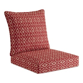 Deep Seat Patio Chair Cushion Patio Furniture Cushions At Lowes Com