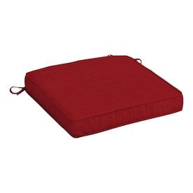 allen + roth Cherry Red Seat Pad