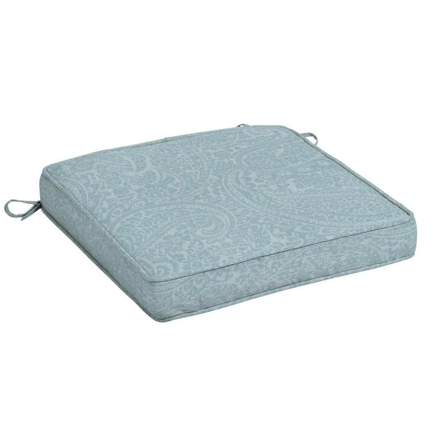 Shop Allen Roth 1 Piece Seat Pad At Lowes Com