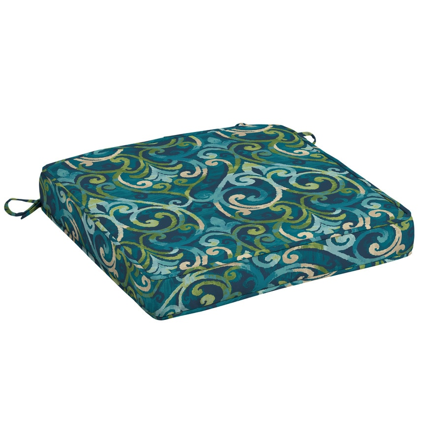 shop garden treasures damask seat pad at