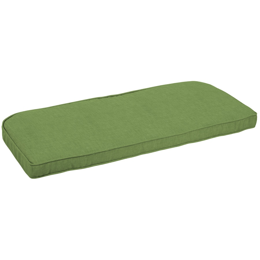 1 Piece Patio Loveseat Cushion
