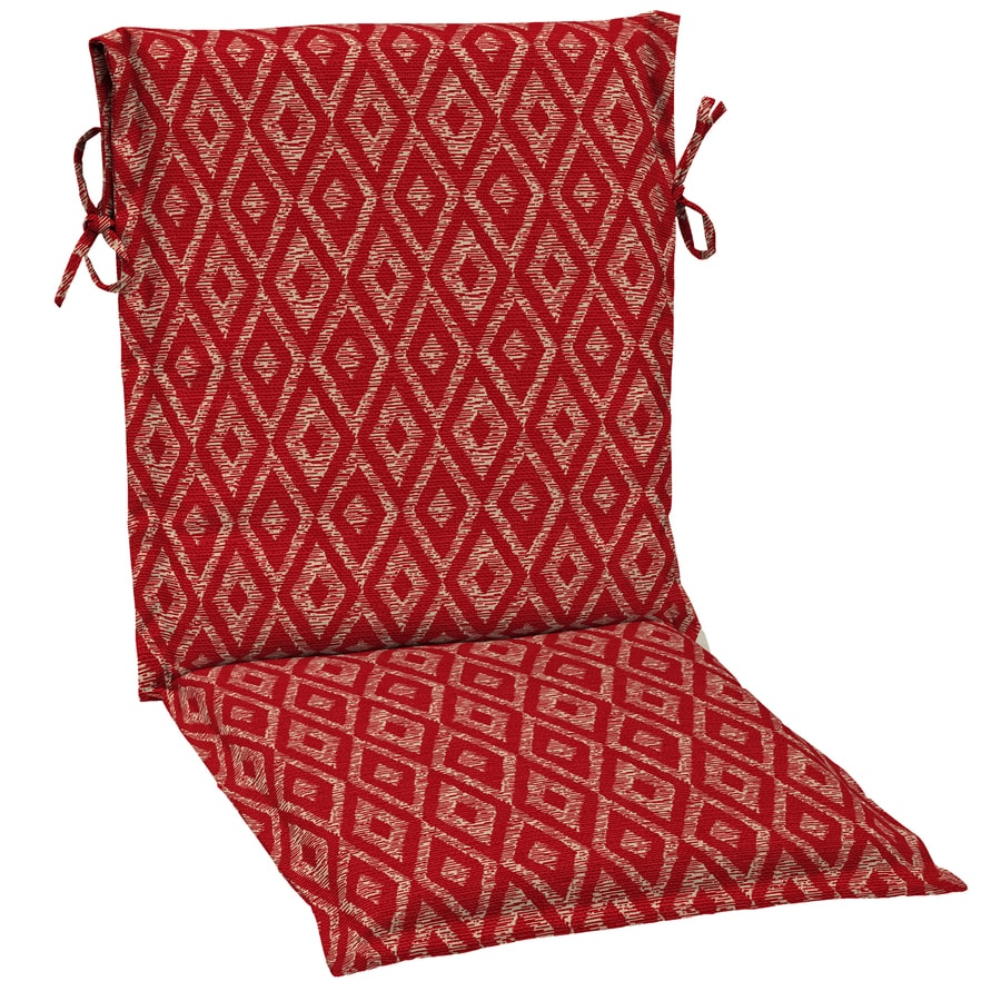 Shop Garden Treasures Red Diamond Ruby Geometric Standard