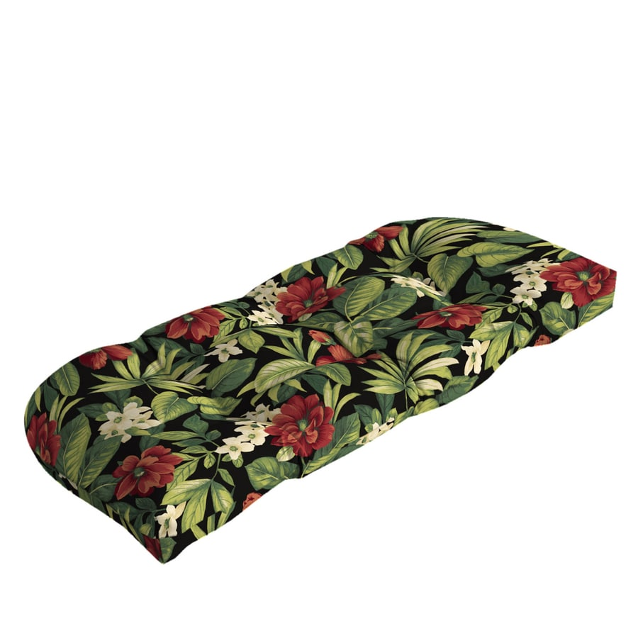 Shop Garden Treasures Sanibel Black Tropical Floral
