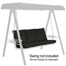 Porch Swing Cushion Patio Furniture At Lowes Com