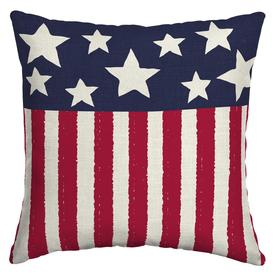 Arden Outdoor Colonial Flag Square Patriotic Throw Pillow Brickseek
