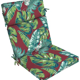 Style Selections Laguna Palm Patio Chair Cushion