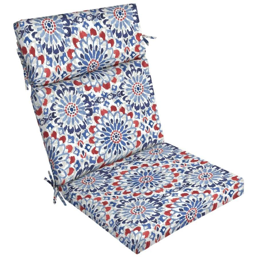 Arden Selections 44 In X 21 In Outdoor Dining Chair Cushion At Lowescom