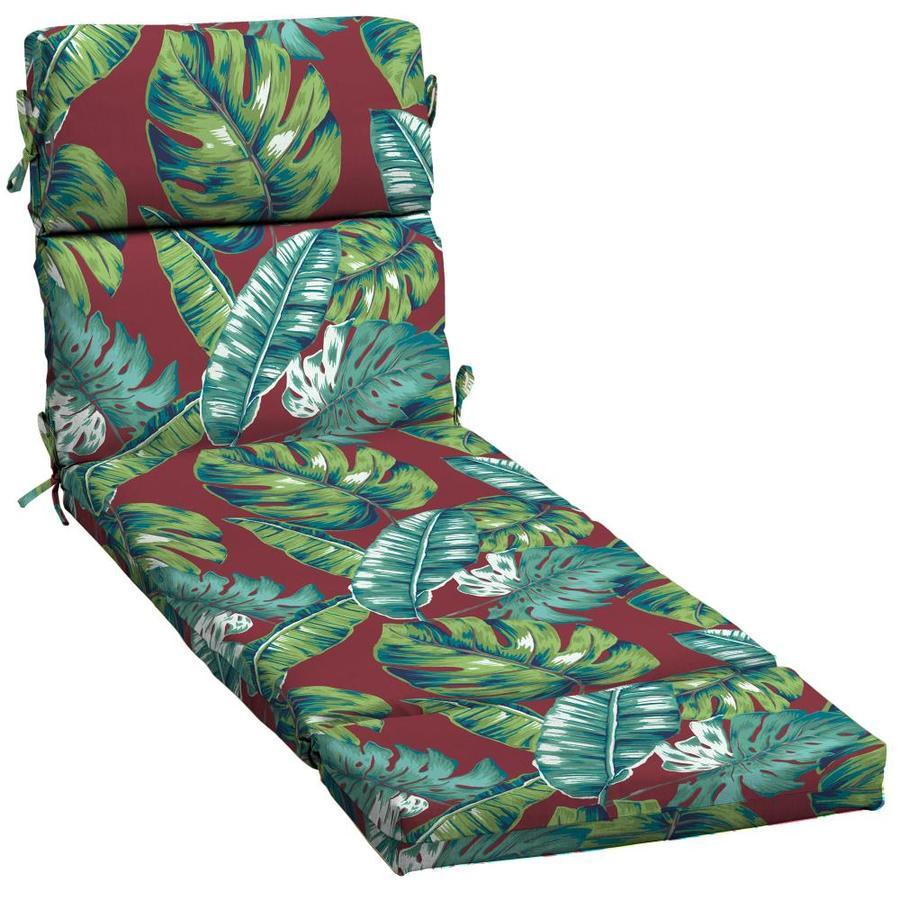 Garden Treasures Laguna Palm Patio Chaise Lounge Chair