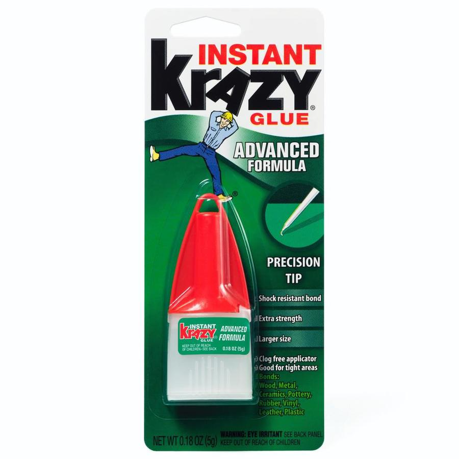Krazy Glue Maximum Bond Gel Super Glue with Extended Tip