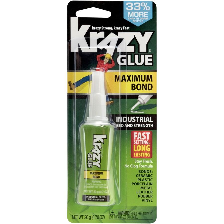 Krazy Glue Krazy Glue Stay Fresh Bonus Pack