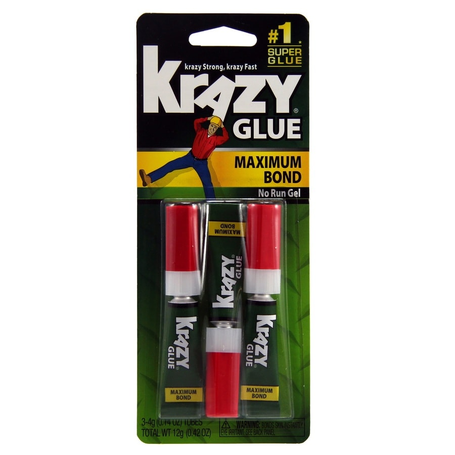 Krazy Glue Multipurpose Adhesive