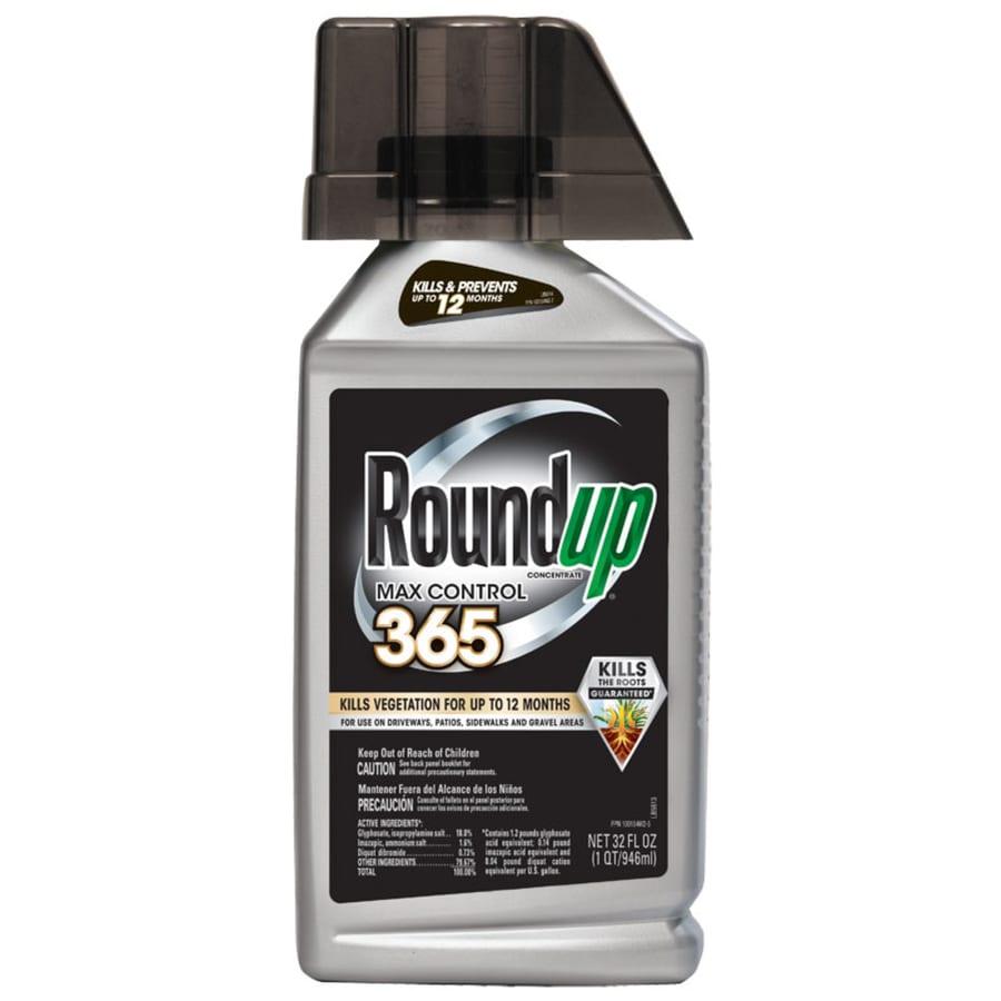 Roundup 32-oz Concentrate Max Control Vegetation Killer