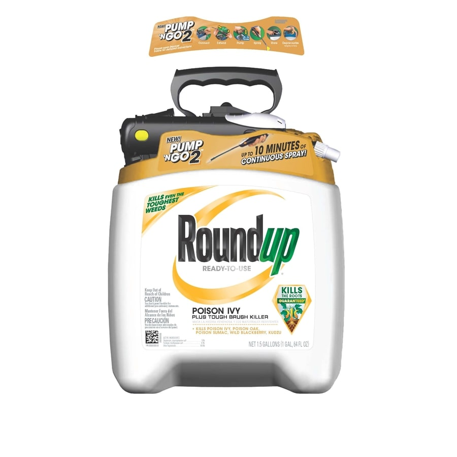 Roundup Pump and Go 170.24-oz Poison Ivy Tough Brush Killer