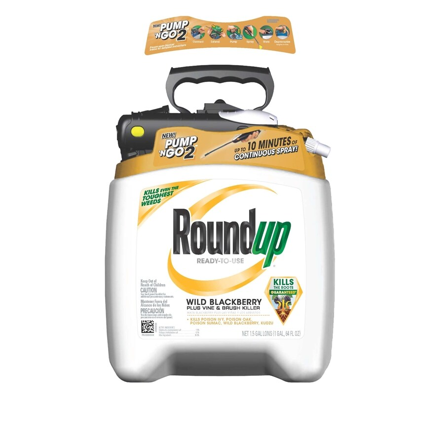 Roundup Pump-N-Go 170-oz Vine and Brush Killer