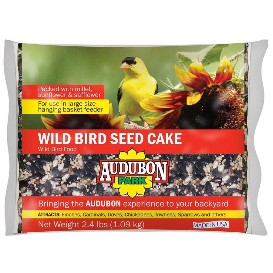 Audubon Park 2.4-lb Bird Food Cake