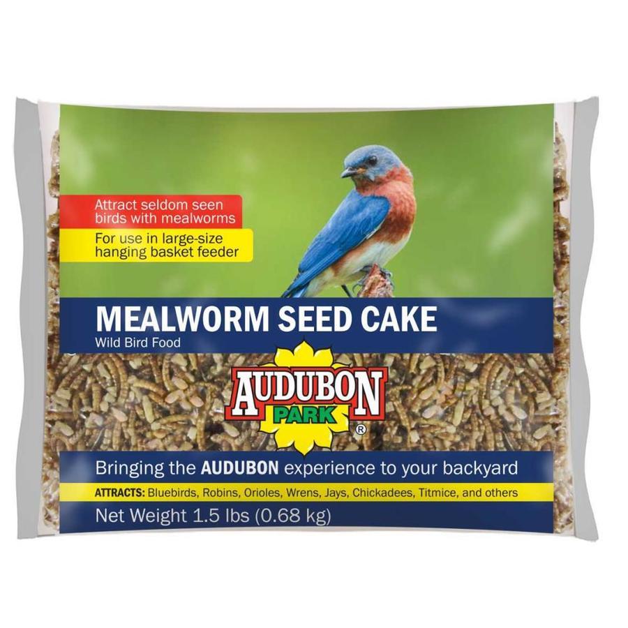 Audubon Park 1.5-lb Bird Food Cake (Insect)