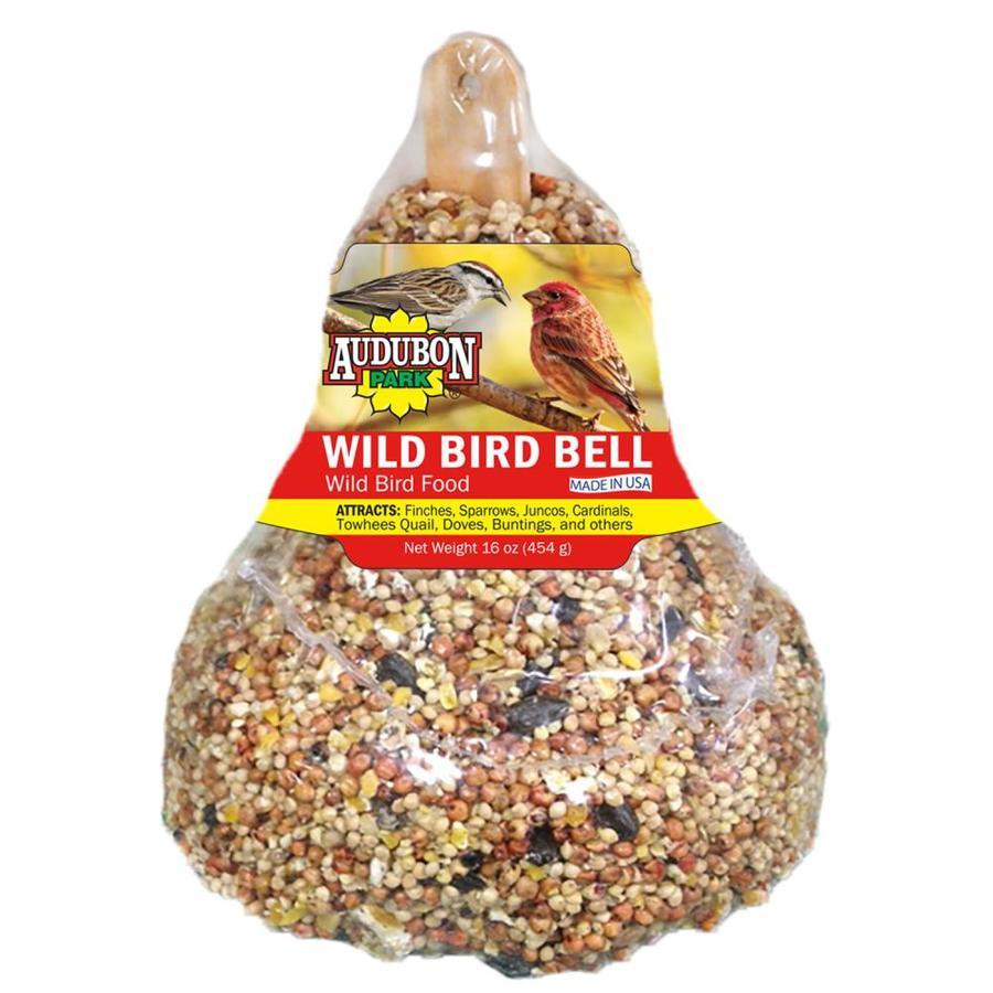 Audubon Park 16 Bird Treat Bell