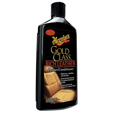 Gold Class Leather Cleaner and Conditioner 14-fl oz Upholstery Cleaner