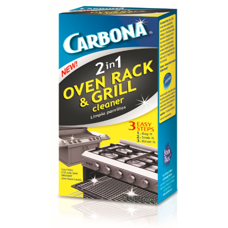 Carbona Oven Rack And Grill Cleaner Amazon Com Carbona