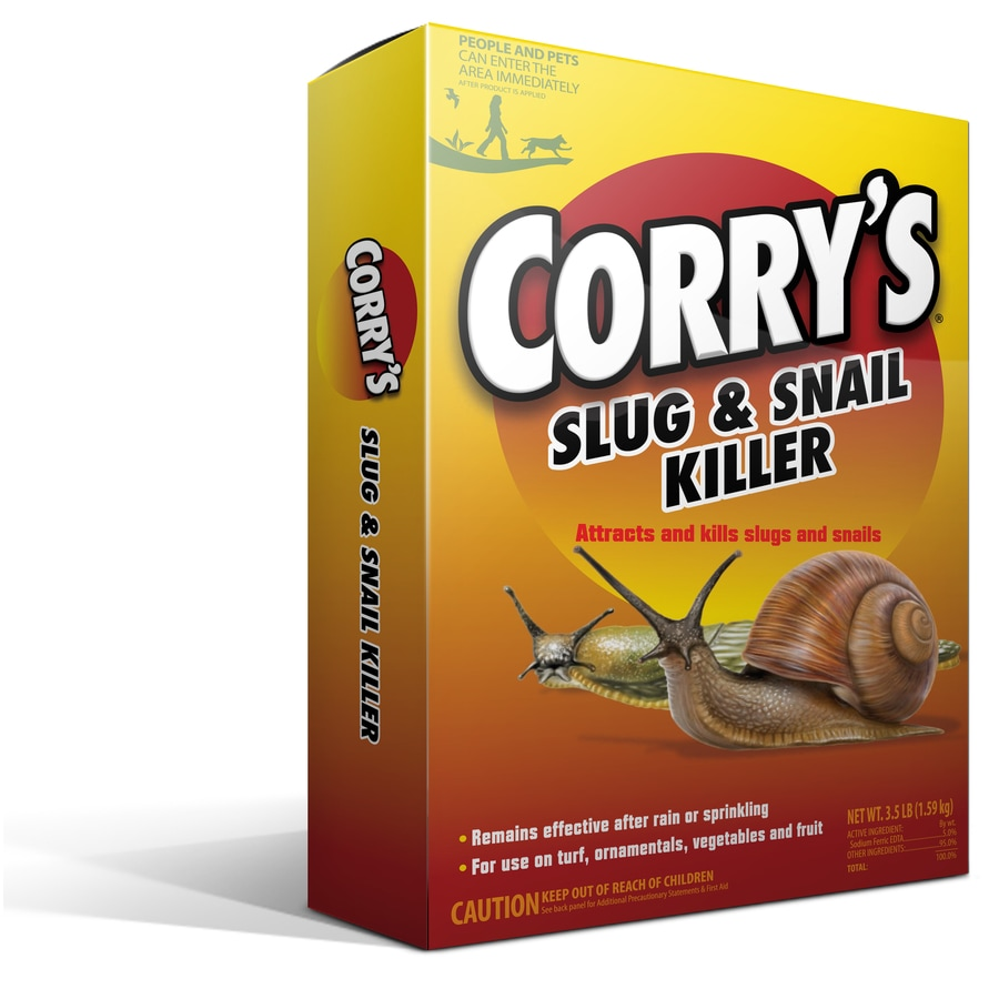 Corry's 3.5-lb Snail and Slug Killer