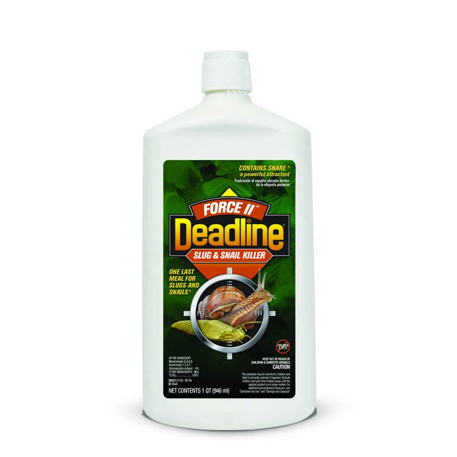 Deadline Deadline 32-oz Ready-to-Use Liquid Snail and Slug Killer