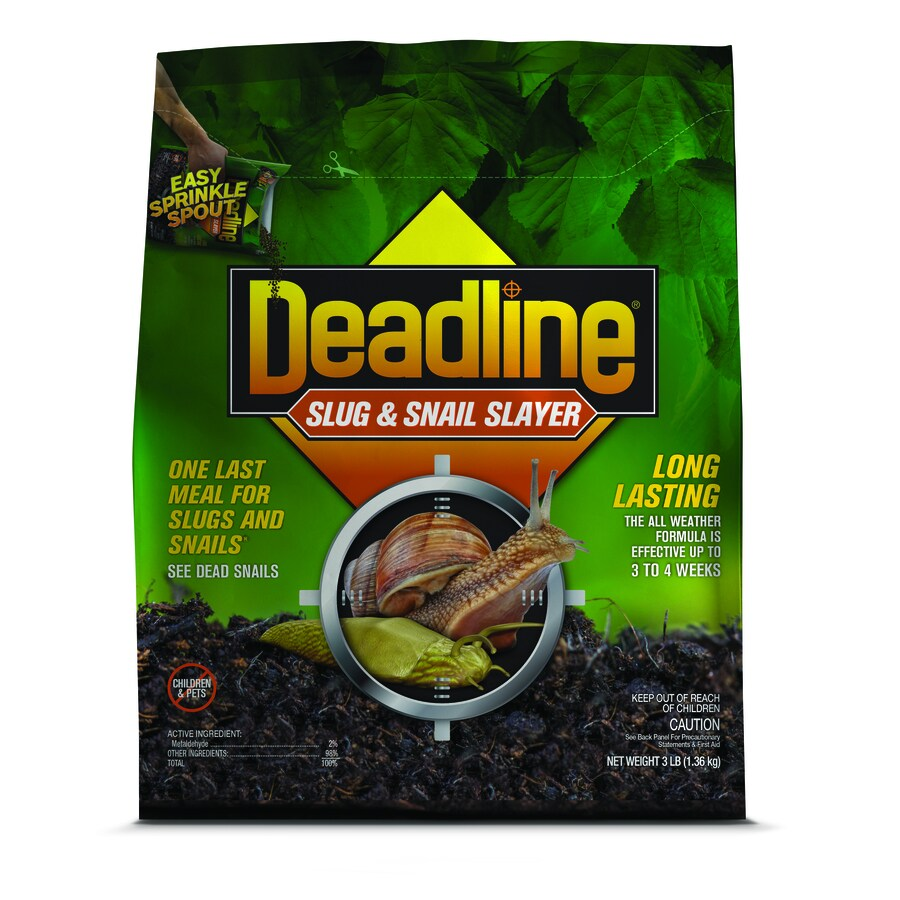 Deadline 3-lb Snail and Slug Killer
