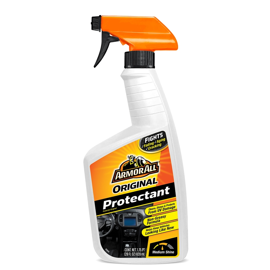 shop armor all 28 fl oz car interior cleaner at. Black Bedroom Furniture Sets. Home Design Ideas