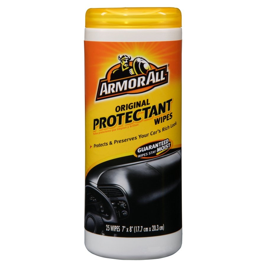 Armor All 25-Count Car Interior Cleaner