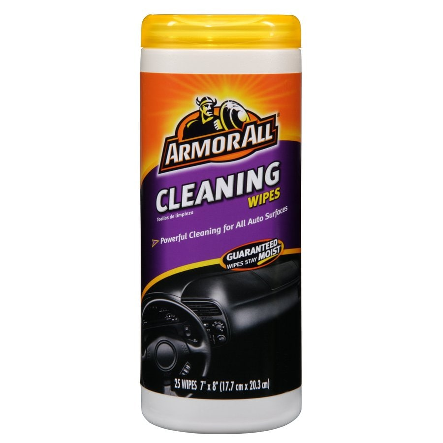 shop armor all 25 count car interior cleaner at. Black Bedroom Furniture Sets. Home Design Ideas