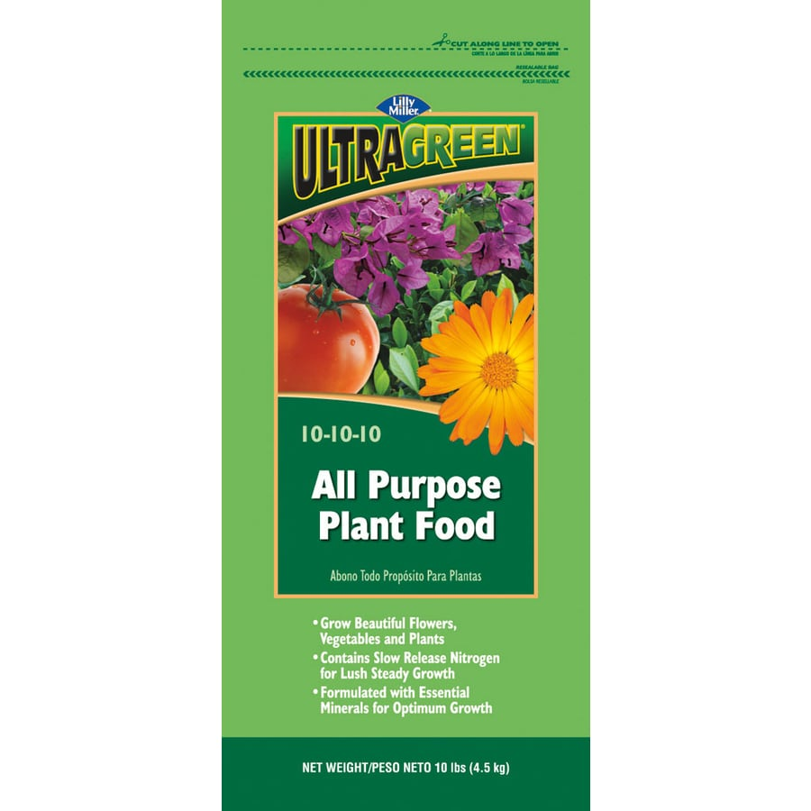 Ultragreen Ultragreen 10-lb All Purpose Food (10-10-10)