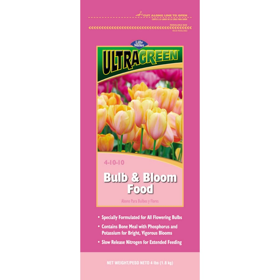 Lilly Miller UltraGreen 4-lb Flower Food (4-10-10)