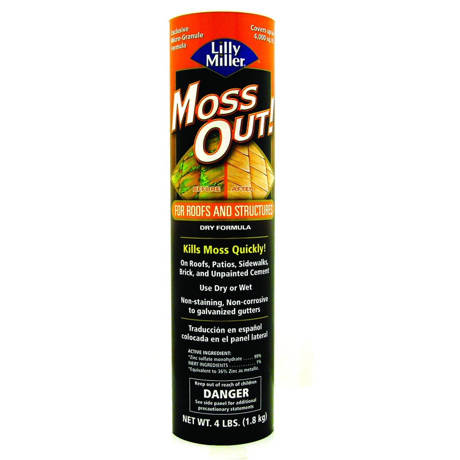 Lilly Miller 4-lb Moss Control