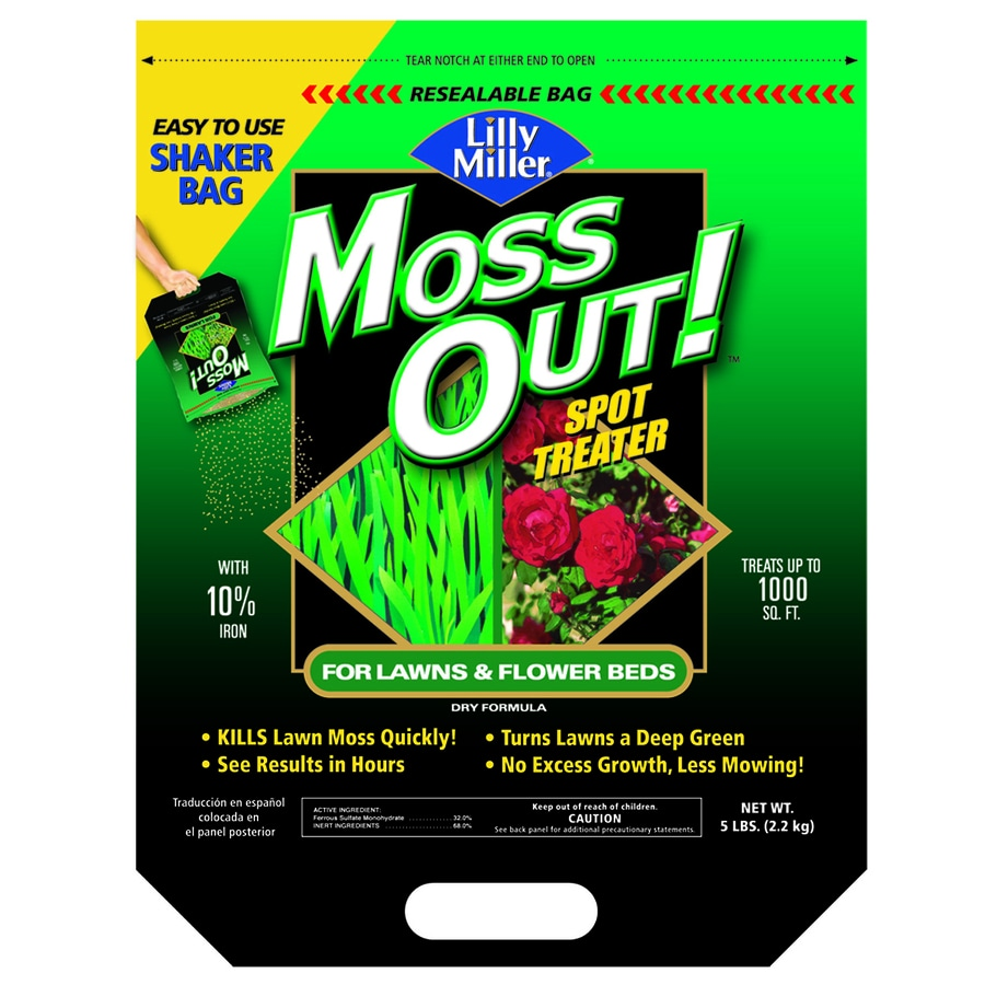 Moss Out! 5-lb Moss Control
