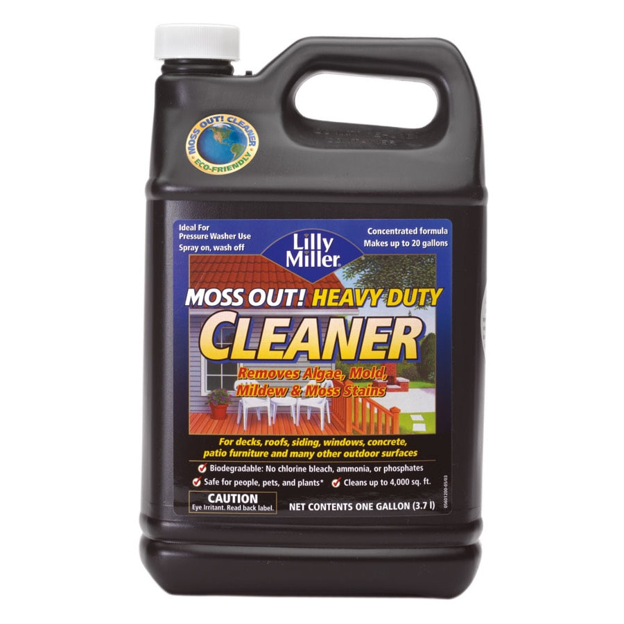 Lilly Miller 128-oz Liquid Moss and Algae Control Concentrate