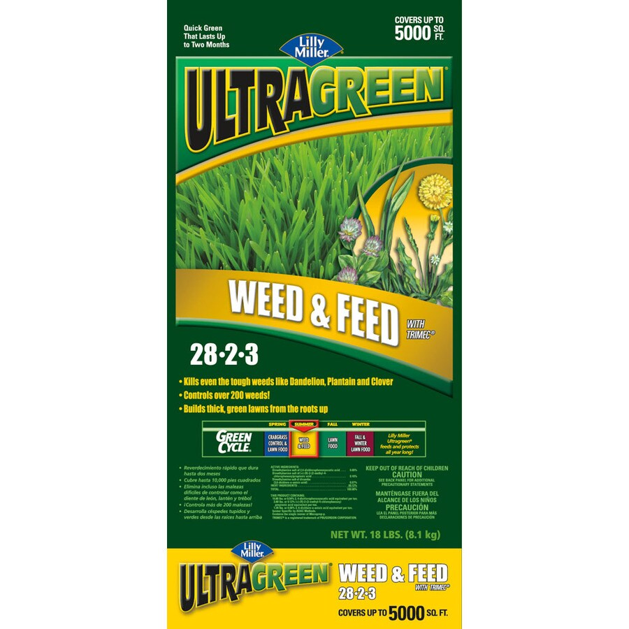 Ultragreen Ultragreen Weed & Feed 5000-sq ft 28-2-3
