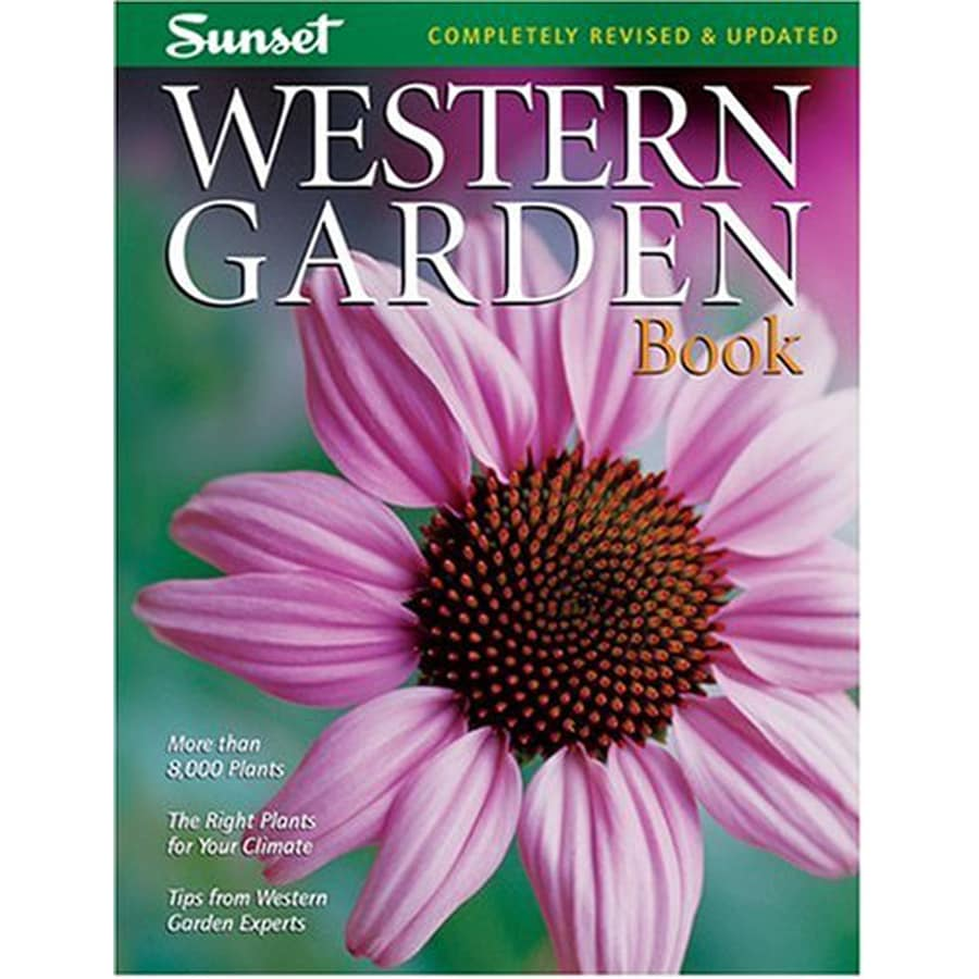 Shop Home Design Alternatives Western Garden Book at Lowes.com