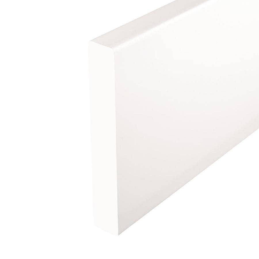 EverTrue (Actual: 0.75-in x 3.5-in x 12-ft) PVC Board