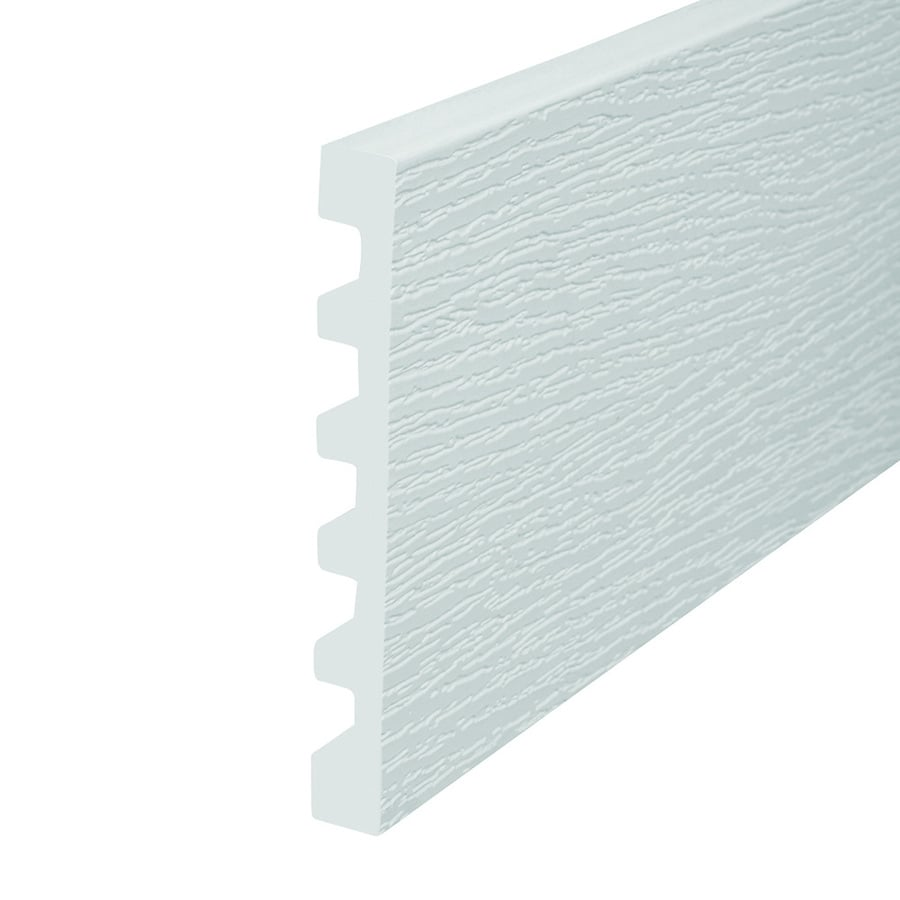 Garage door interior trim - Evertrue Exterior 5 82 In X 7 Ft Interior Exterior Pvc Garage Door Jamb