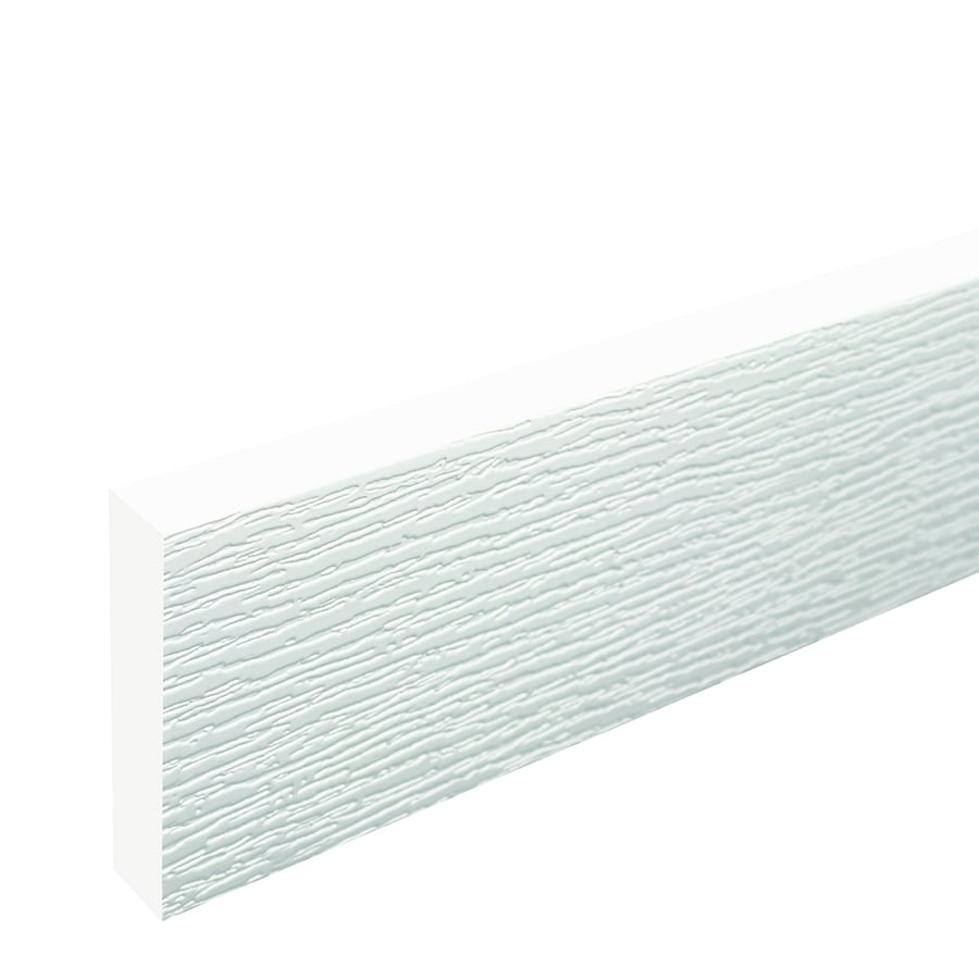 1X3.5X10 RF EMBOSSED PVC TRIM BOARD