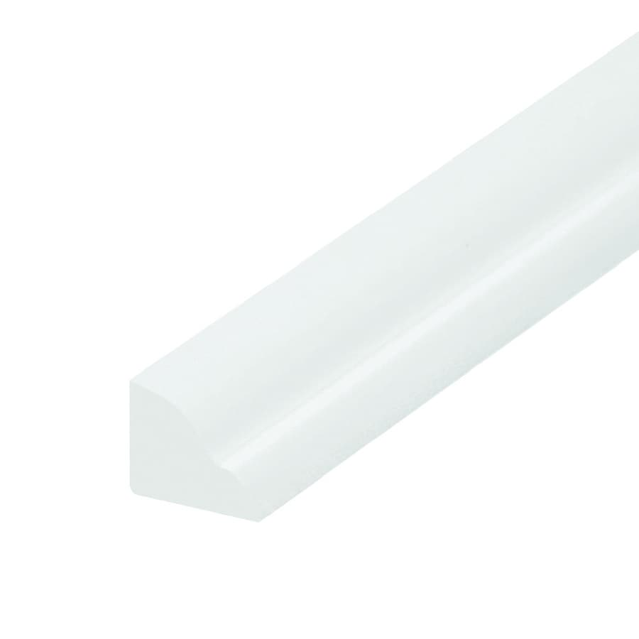 Shop evertrue exterior 0 5 in x 8 ft interior exterior for Pvc mouldings interior