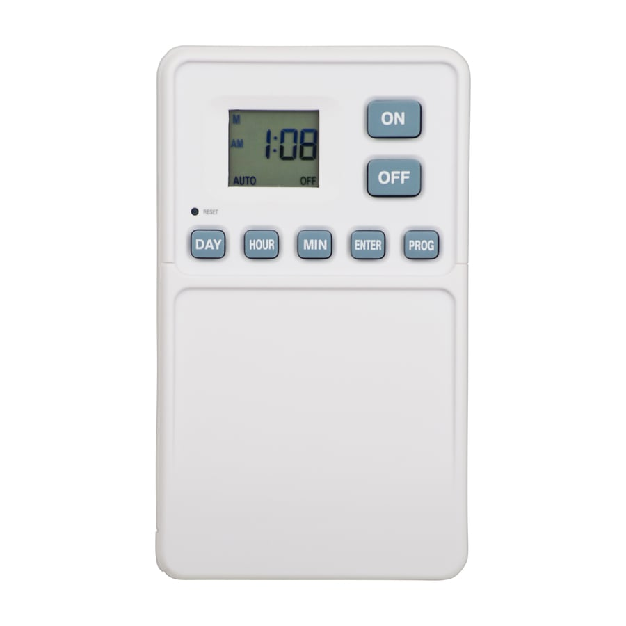 Utilitech Digital Lighting Timer