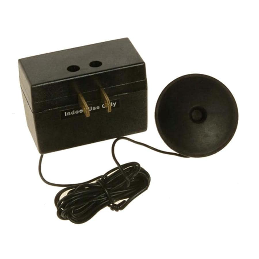 Utilitech Black Touch Lamp Control