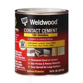 Dap Contact Cement Construction Adhesive At Lowes Com