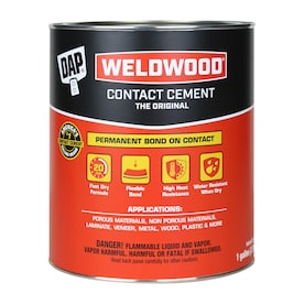 Contact cement Construction Adhesive at Lowes com