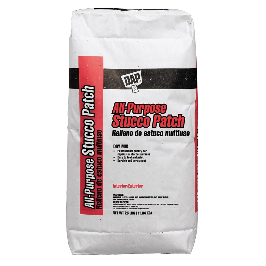 DAP 25 Pounds White Stucco Patch